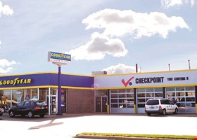 Checkpoint Tire Centers