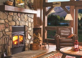 CHIMNEY WORKS & ROCKY MOUNTAIN STOVES