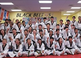Black Belt Usa Taek Won Do