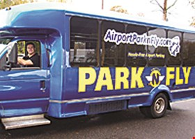 Park-N-Fly Airport Shuttle