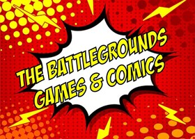 The Battlegrounds Games & Comics