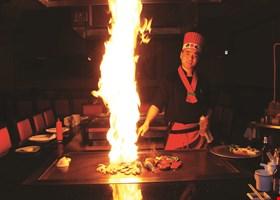 Saga Hibachi Steakhouse