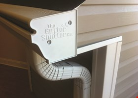 THE GUTTER SHUTTER CO.