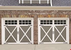 Balanced Garage Doors