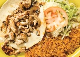 Azteca Mexican Restaurant E. Market