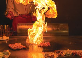Royal Buffet Hibachi Grill