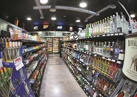 Booze & Brews Liquor #2