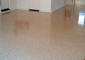 Concierge Garage Flooring
