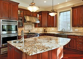 The Beveled Edge Marble & Granite Counter Tops