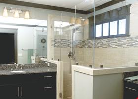 Clinton Glass- Bath & Shower