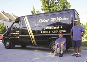 Robert Mcmahon Carpet Cleaning