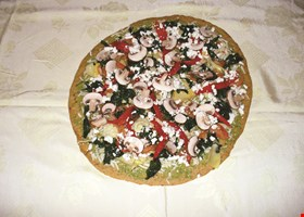 Savor Healthy Pizza