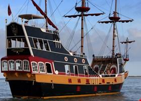 The Pirate Ship Black Raven