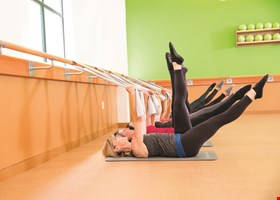 The Dailey Method Barre + Cycle Studio - Hershey