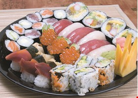 Mo's Chinese Kitchen & Sushi Bar