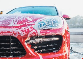 Rocket Car Wash