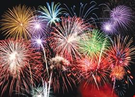 Intergalactic Fireworks Of Jackson