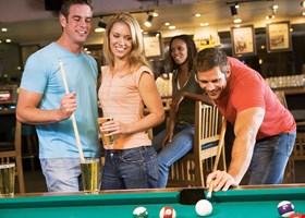 Trick Shot Billiards & Sports Pub