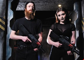 Combat Chicago Tactical Laser Tag & Escape Rooms