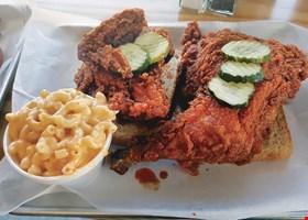 Big Shake's Nashville Hot Chicken