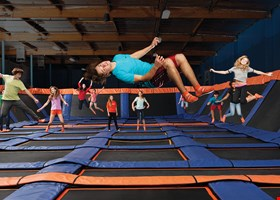 Sky Zone Trampoline Park - Highland Heights