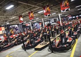 High Voltage Karting