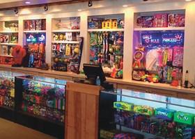 Play Arcade + Kitchen