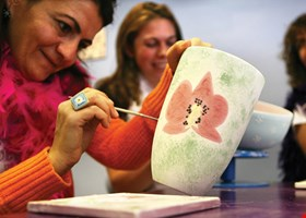 Crazy Glaze Ceramic Studio & Art Value