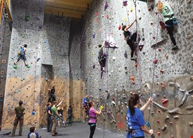 RocVentures Climbing Gym