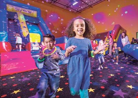 Pump It Up Party - Glenview