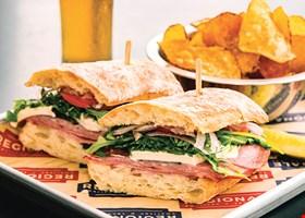 RegionAle American Sandwiches
