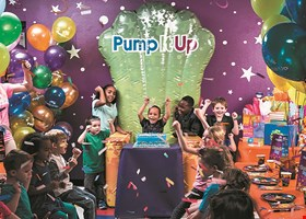 Pump It Up - Piscataway