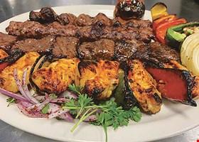 Caspian Mediterranean Grill