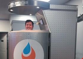 Orange Cyro Wellness