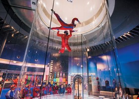 iFLY Indoor Skydiving - Rosemont