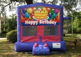 Celebration Party Rental - Party is our Middle Name