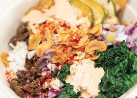 Oryza Asian Grill