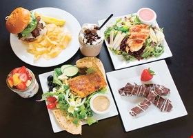 The Pantry Cafe at The Hershey Story