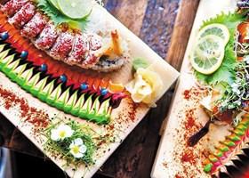 Ginza Bar Restaurant Sushi
