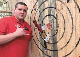 Generation Axe Throwing