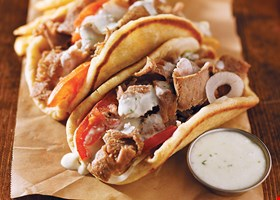 Gyros & Seafood