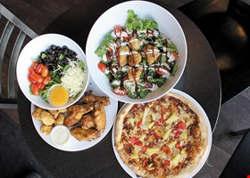 1000 Degrees Pizza * Salads * Wings - Lake Mary